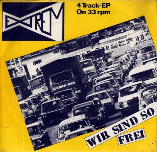 Extrem - Wir Sind So Frei 1987