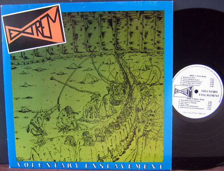 Extrem - Voluntary Enslavement 1991