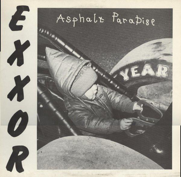 Exxor - Asphalt Paradise - 1989