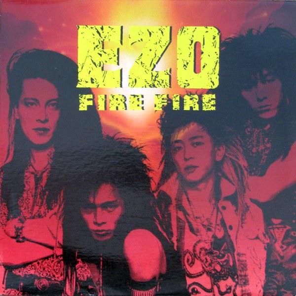 Ezo - Fire Fire - 1989