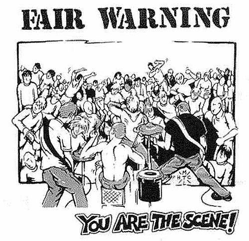 Fair Warning - You Are The Scene! - 1985