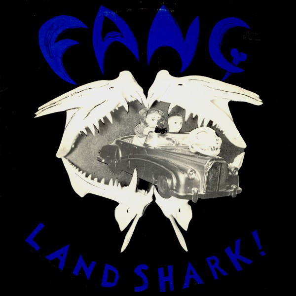 Fang - Landshark / Where The Wild Things Are - 1983