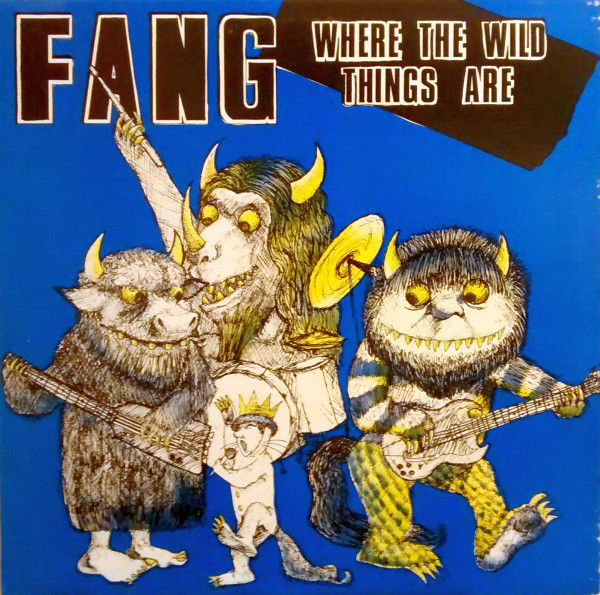 Fang - Landshark / Where The Wild Things Are - 1985