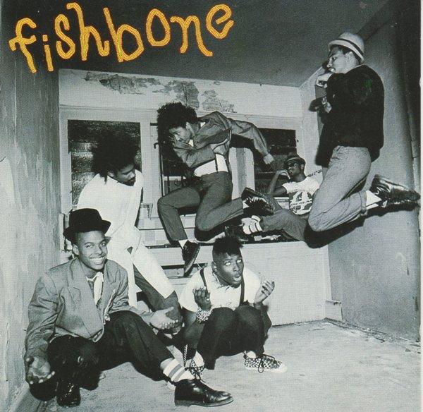 Fishbone - Fishbone - 1985