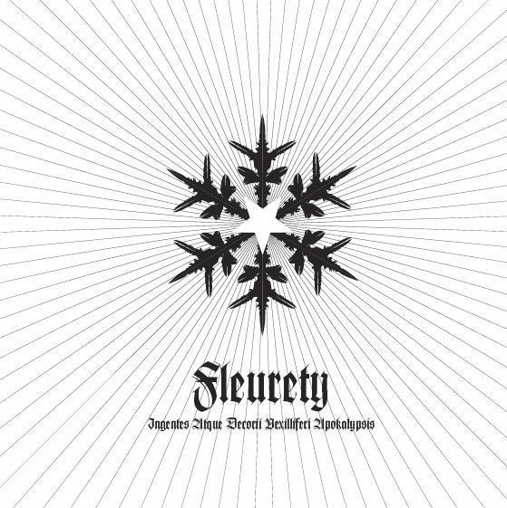 Fleurety - Ingentes Atque Decorii Vexilliferi Apokalypsis - 2009