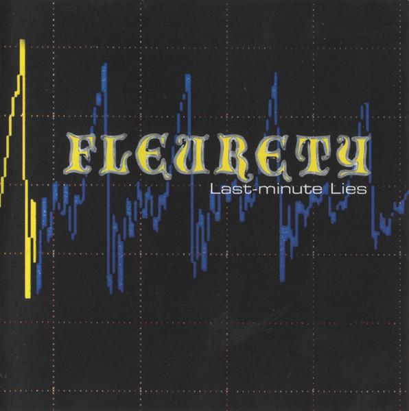 Fleurety - Last-Minute Lies - 1999