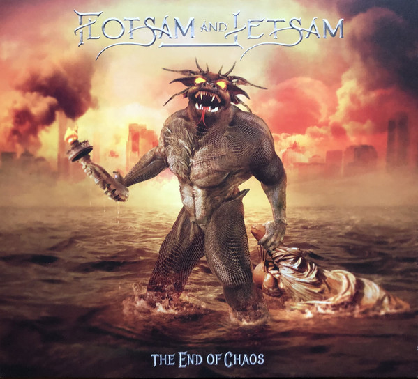 Flotsam And Jetsam - The End Of Chaos - 2019