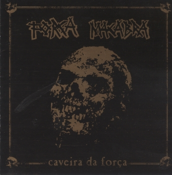 FORCA MACABRA - Caveira da forca  CD