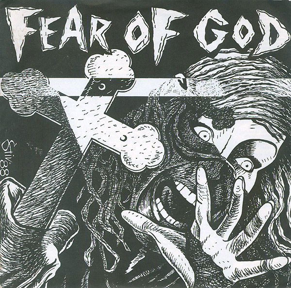 Fear Of God - 7'' 1988