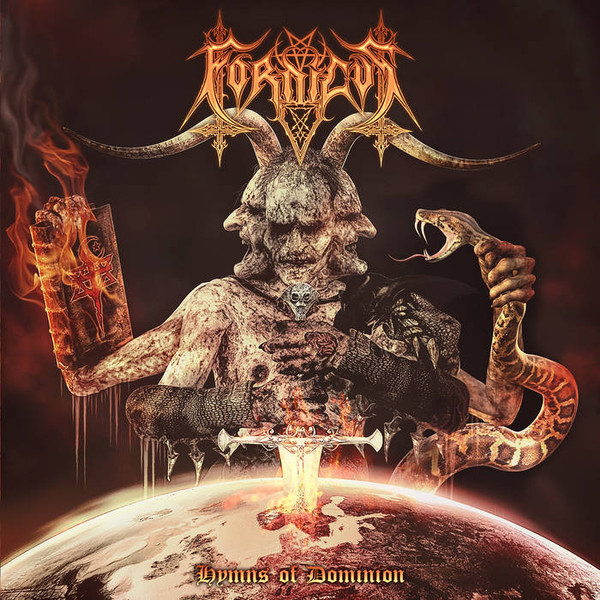 Fornicus - Hymns Of Dominion - 2016