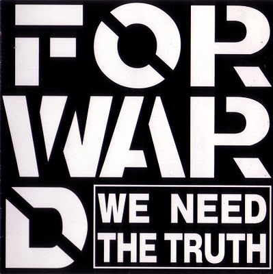 Forward - We Need The Truth - 2001