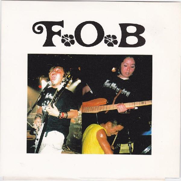 Flächenbrand, Fuck On The Beach - F.O.B / Flächenbrand - 1999