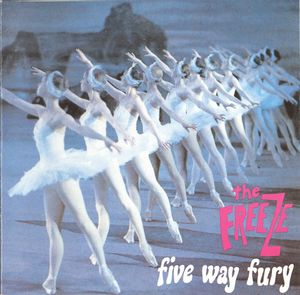 Freeze, The - Five Way Fury - 1992