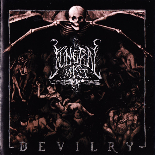 Funeral Mist - Devilry - 1998