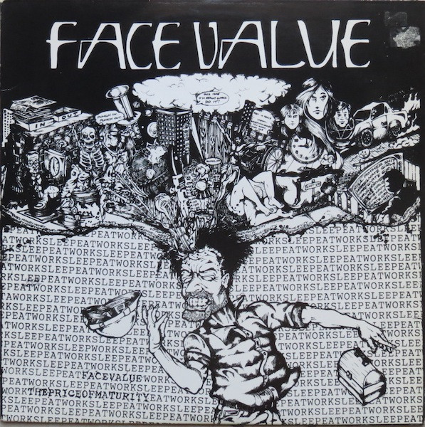 Face Value - The Price Of Maturity - 1991