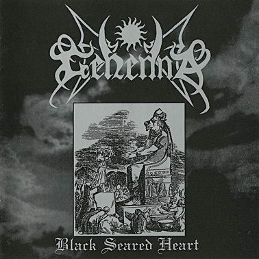 Gehenna - Black Seared Heart - 1993