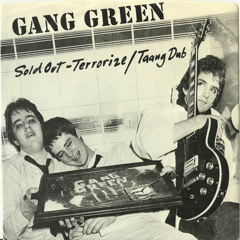 Gang Green - Sold Out 7'' 1984