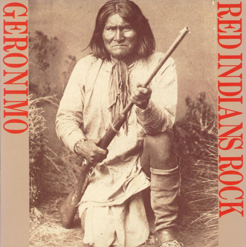 Gastunk - Geronimo  - 1986 - Reissue of 2004