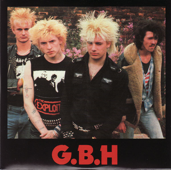 G.B.H. - Race Against Time-The Complete Clay Recordings CD1 1981/1982
