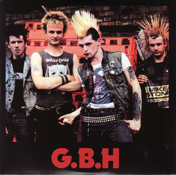 G.B.H. - Race Against Time-The Complete Clay Recordings CD2 1982/1983