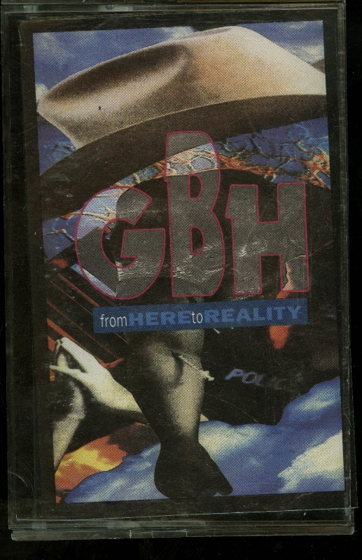 G.B.H. - From Here To Reality 1990