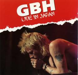 G.B.H. - Live In Japan 1993