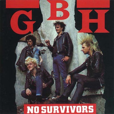 G.B.H. - No Survivors 1989