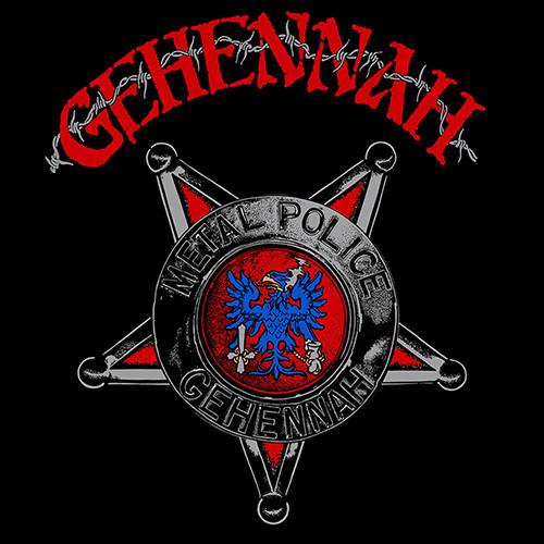 Gehennah - Metal Police - 2015
