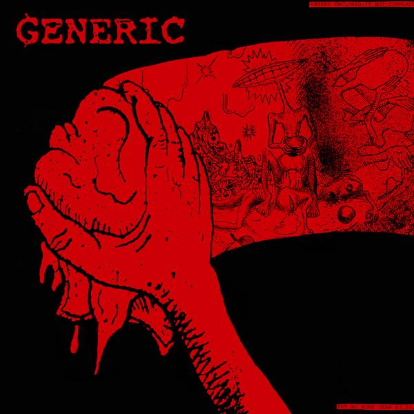 Generic - Generic / Mortal Terror 1988
