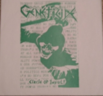 Geneticide - Circle Of Insult 1991