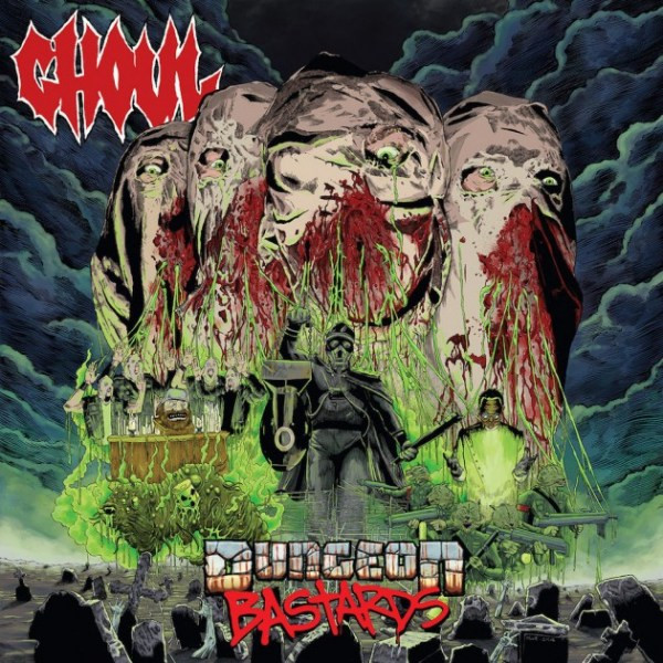 Ghoul - Dungeon Bastards - 2016