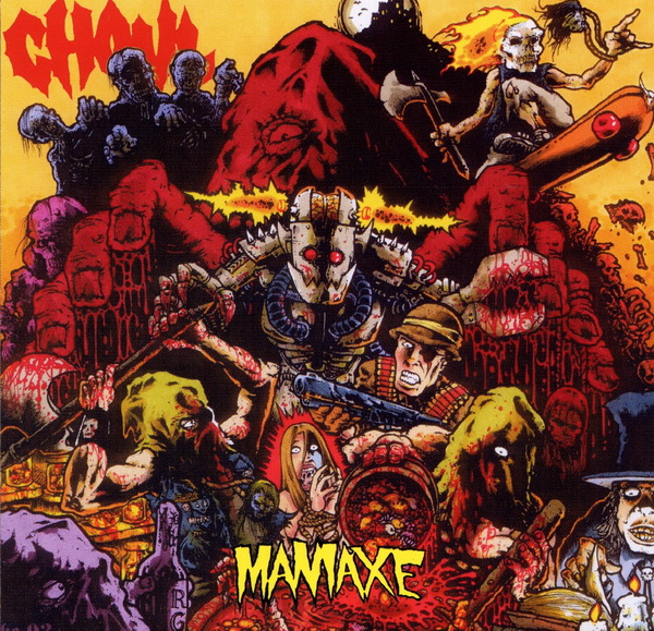 Ghoul -  Maniaxe 2002/2008