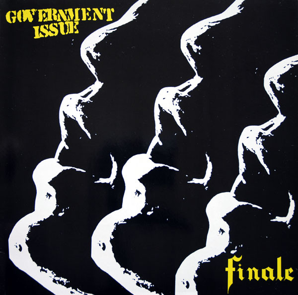 Government Issue - Finale - 1989