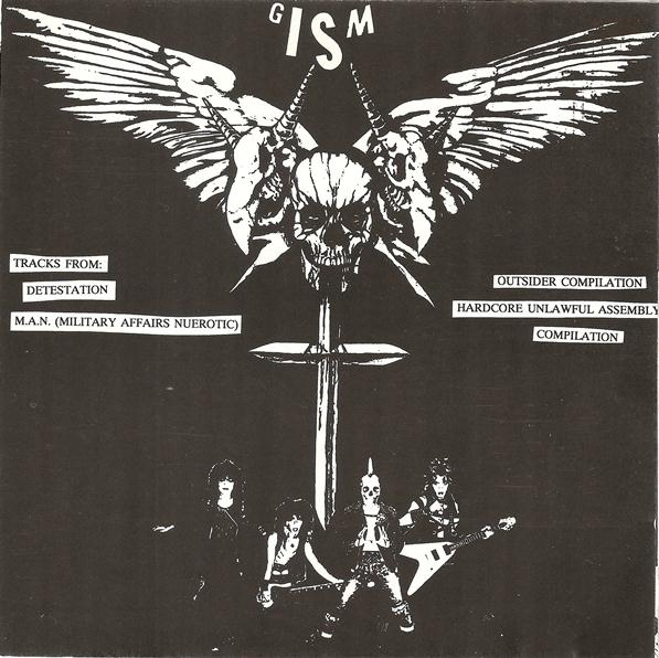 G.I.S.M. - NIH Nightmare - 1983/1987