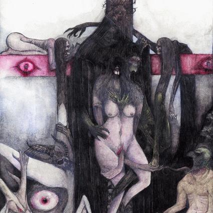 Godless - Ecce Homo: Post Lux Tenebras, Pulsio XIII Ultima Ratio - 2010