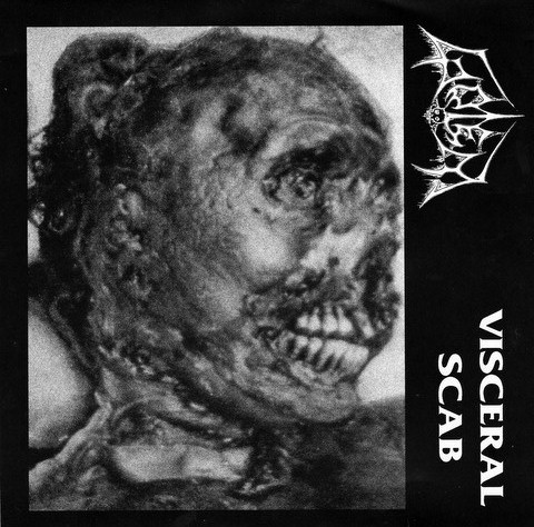 Golem - Visceral Scab 1992