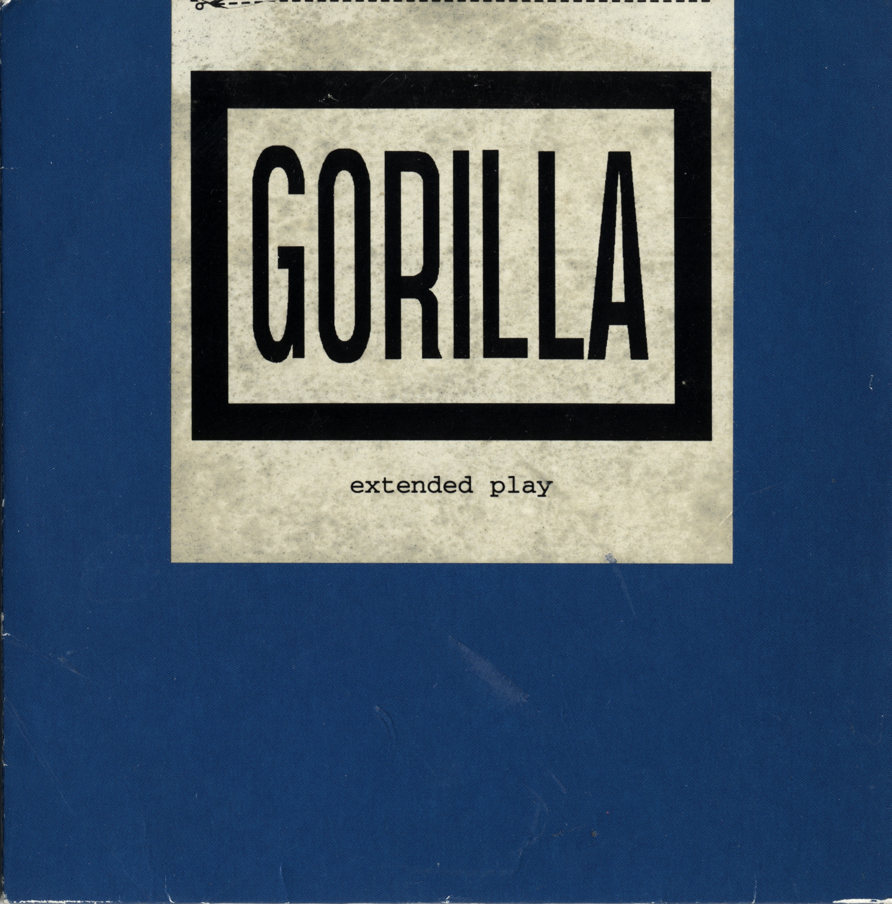 Gorilla - Extended Play - 1995