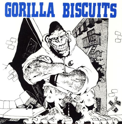 Gorilla Biscuits - Gorilla Biscuits - 1988