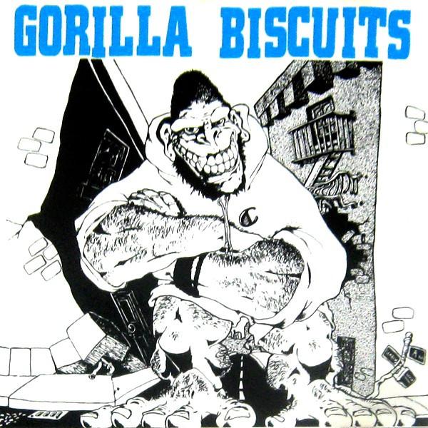 Gorilla Biscuits - Gorilla Biscuits - 1991