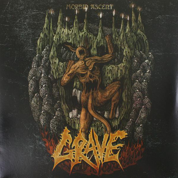 Grave - Out Of Respect For The Dead - 2015
