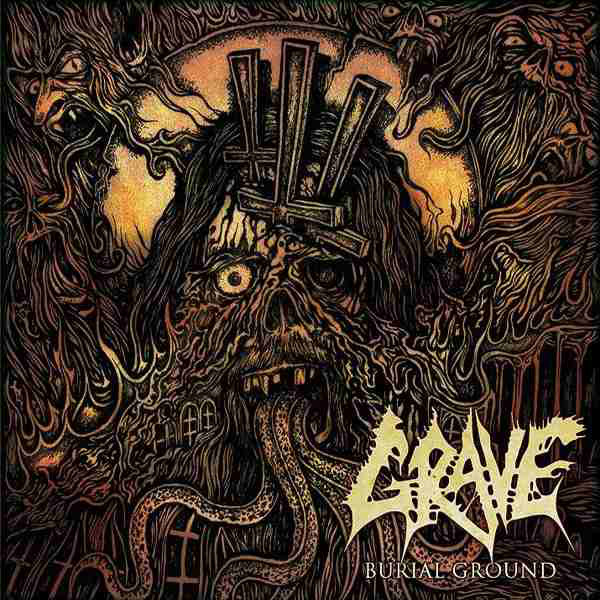 Grave - Burial Ground - 2010