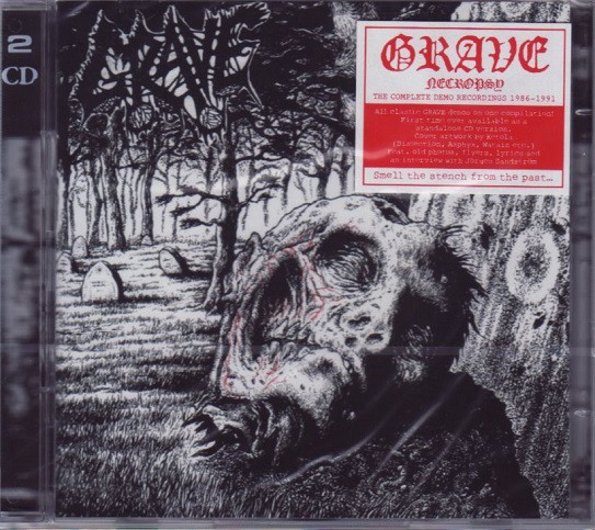 Grave - Necropsy - The Complete Demo Recordings 1986-1991 - 1989-1991