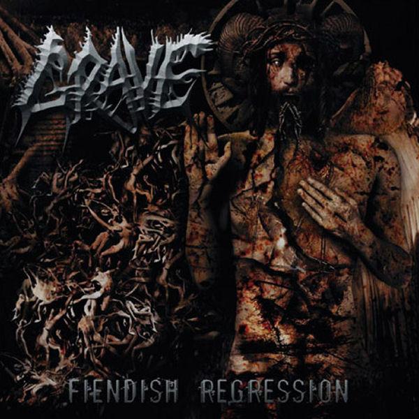Grave - Fiendish Regression - 2004