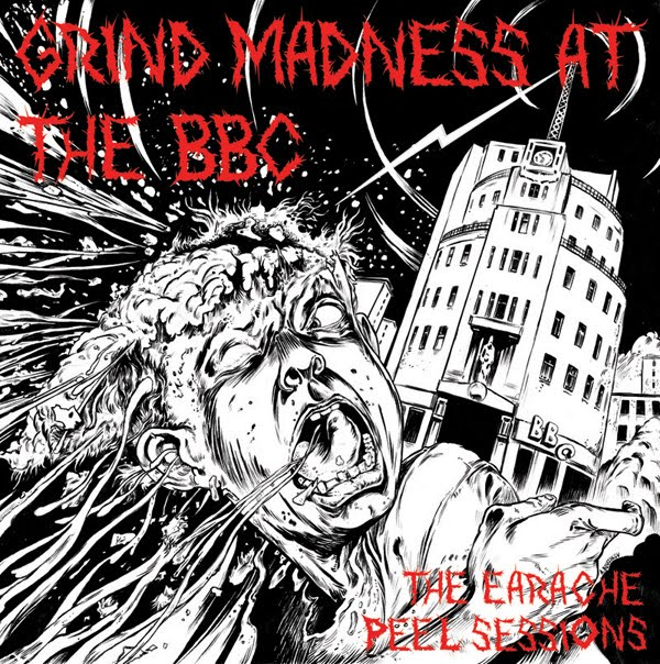 Various - Grind Madness At The BBC - 1987/2009