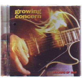 Growing Concern - Seasons Of War - 1994