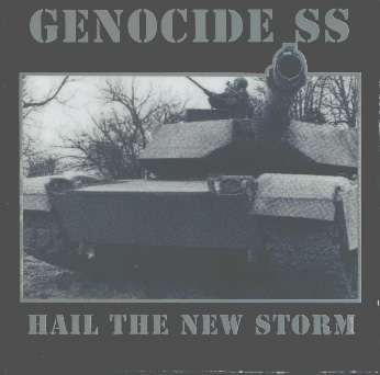 Genocide Superstars - Hail The New Storm - 1997