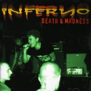 Inferno - Death & Madness 1995