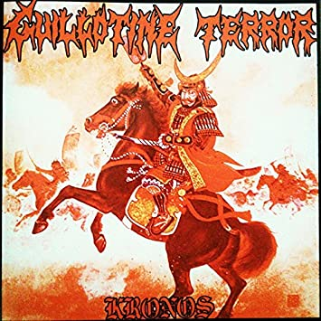 Guillotine Terror - Kronos - 2007