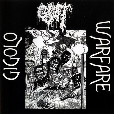 Distorted Impalement, Gut - Gigolo Warfare / Distorted Impalement - 2007