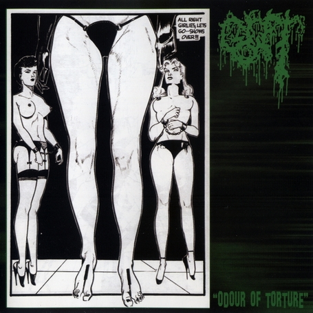 Gut - Odour Of Torture - 1995